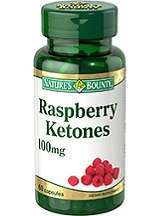 Nature's Bounty Raspberry Ketones Review
