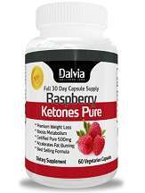 Dalvia Wellness Labs Raspberry Ketones Review