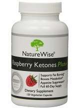 NatureWise Raspberry Ketones Plus Review