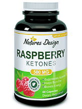 Nature's Design Raspberry Ketones Review