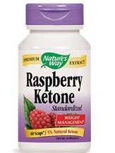 Nature's Way Raspberry Ketone Standardized Review