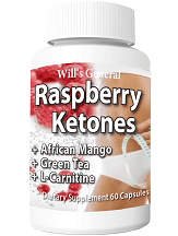 Will's General Raspberry Ketones Review