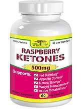 WiseLifeNaturals Raspberry Ketones Review